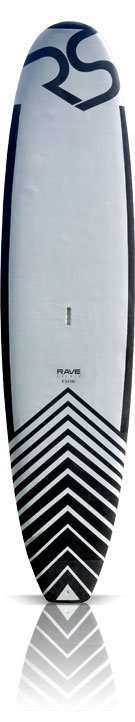 Rave Soft Top Chevron SUP