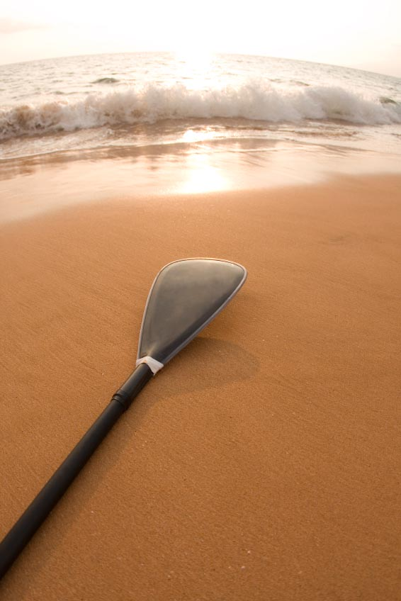 SUP Paddle Guide