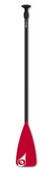 BIC fiberglass-polycarbonate SUP paddle