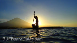 Paddle board for beginner