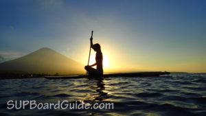 Paddle board for beginner