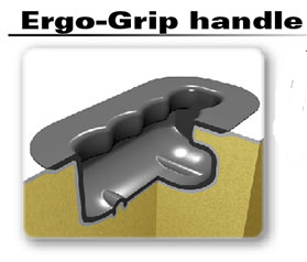 BIC Ergo Carry Handle
