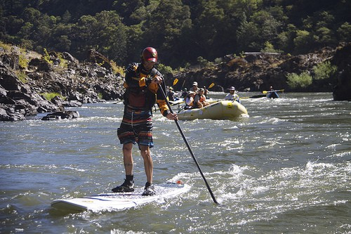 mountain west SUP rentals