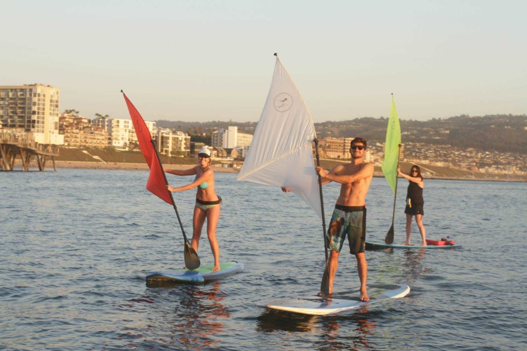 Windsurf SUP