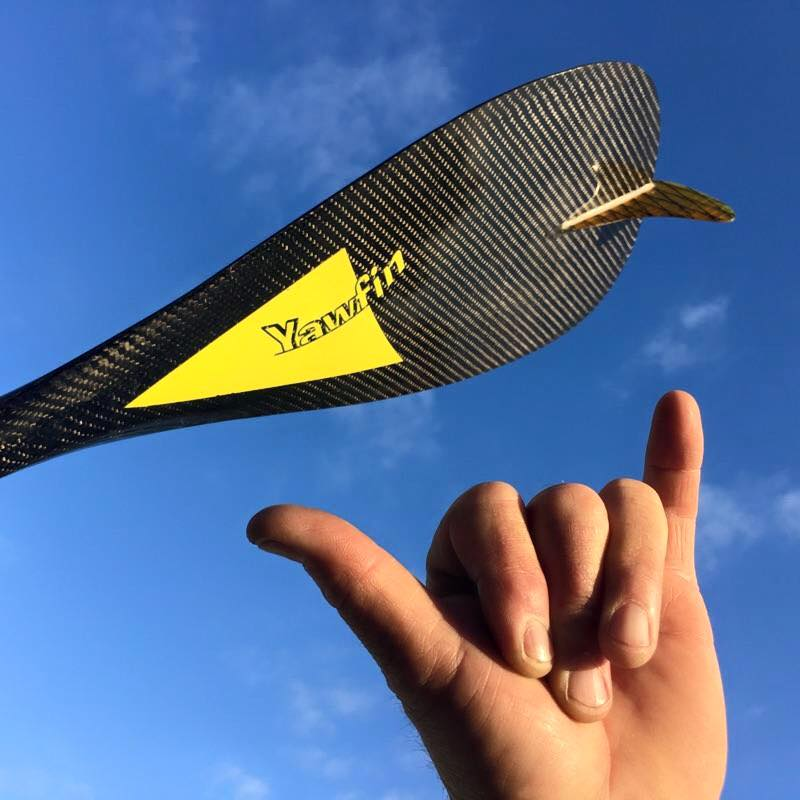 Yawfin SUP paddle