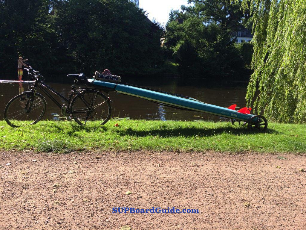 Bike SUP carrier