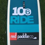 Red Paddle Co Ride 10'6 MSL