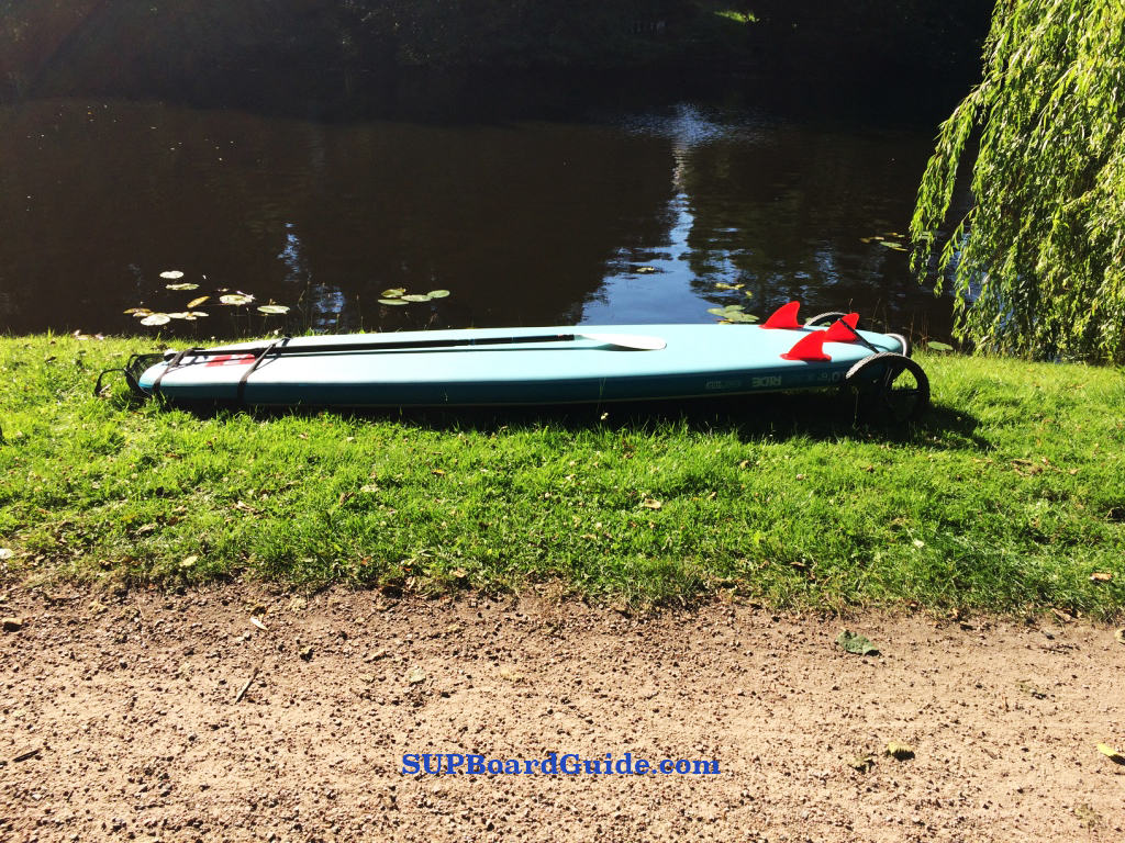 Assembled SUP carrier