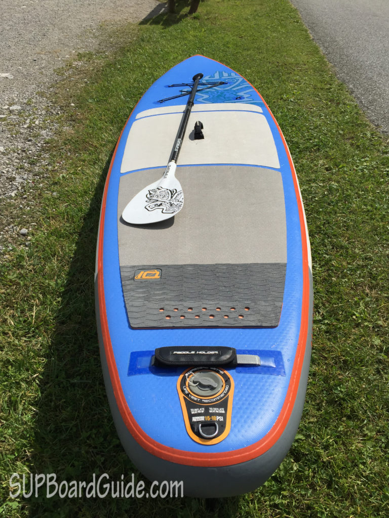 Star Board SUP in Blue and Orange