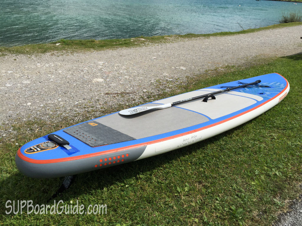 Beautiful Paddle Board 12'