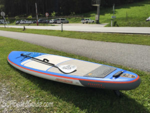 Starboard Atlas Zen Review