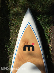 Performance Mistral Paddle Board