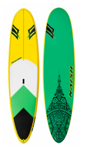 Naish board review