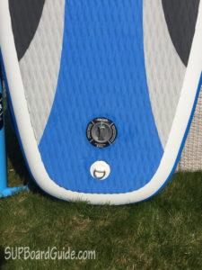 Diamond Surf Deck