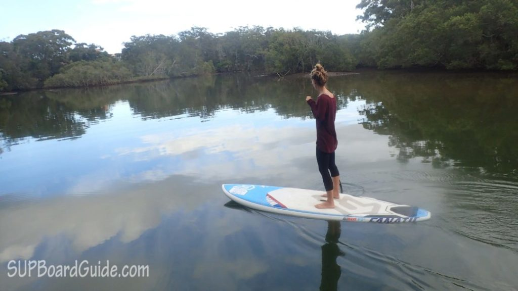 Surf Stand Up Paddle Board Review
