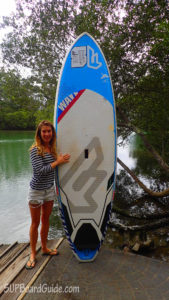 Me and my SUP