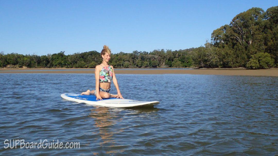 Sarah SUP Yoga