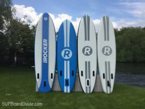 Full Range of boards