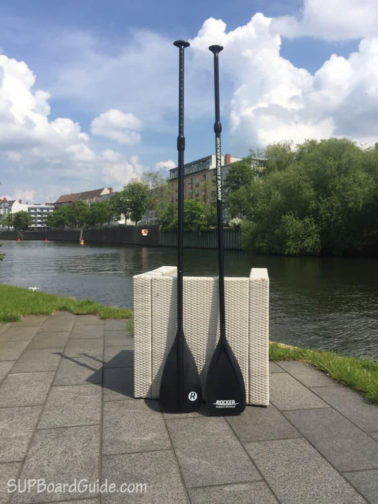 Two SUP Paddles