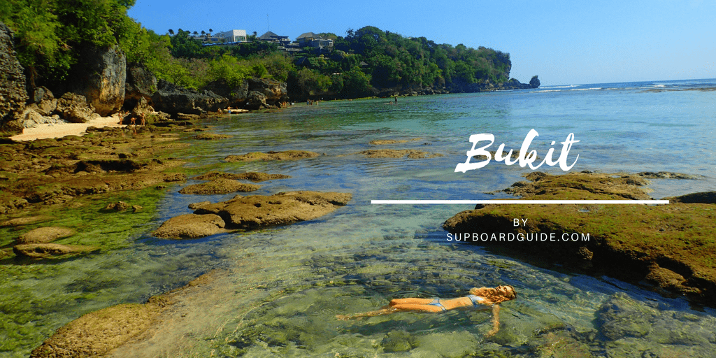 Bukit SUP Board Guide