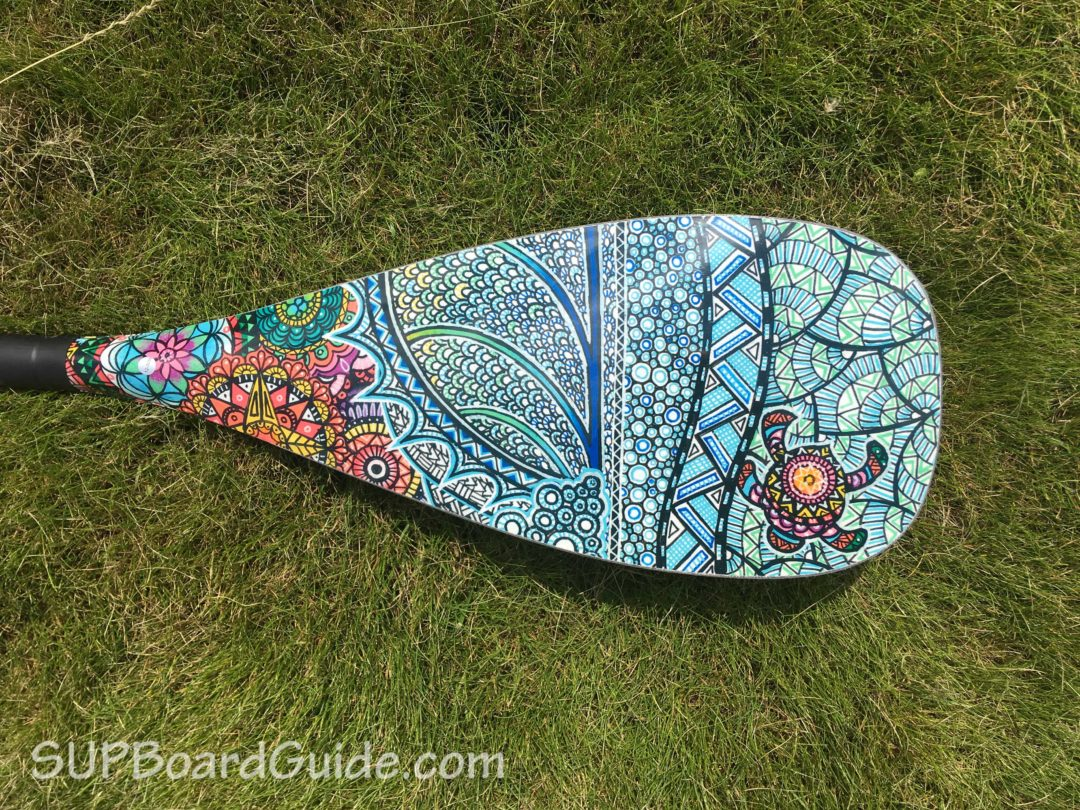 Beautiful Paddle