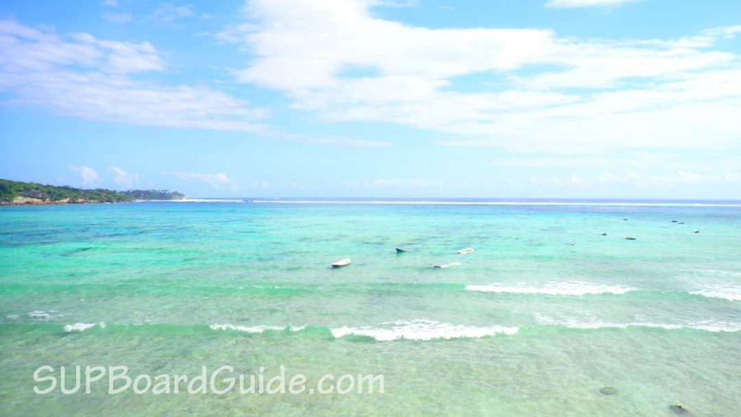 Crystal Clear Water Lembongan Indonesia
