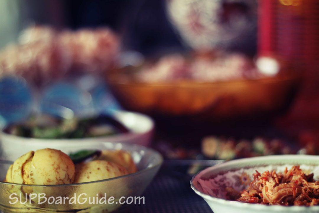 Bali Lunch