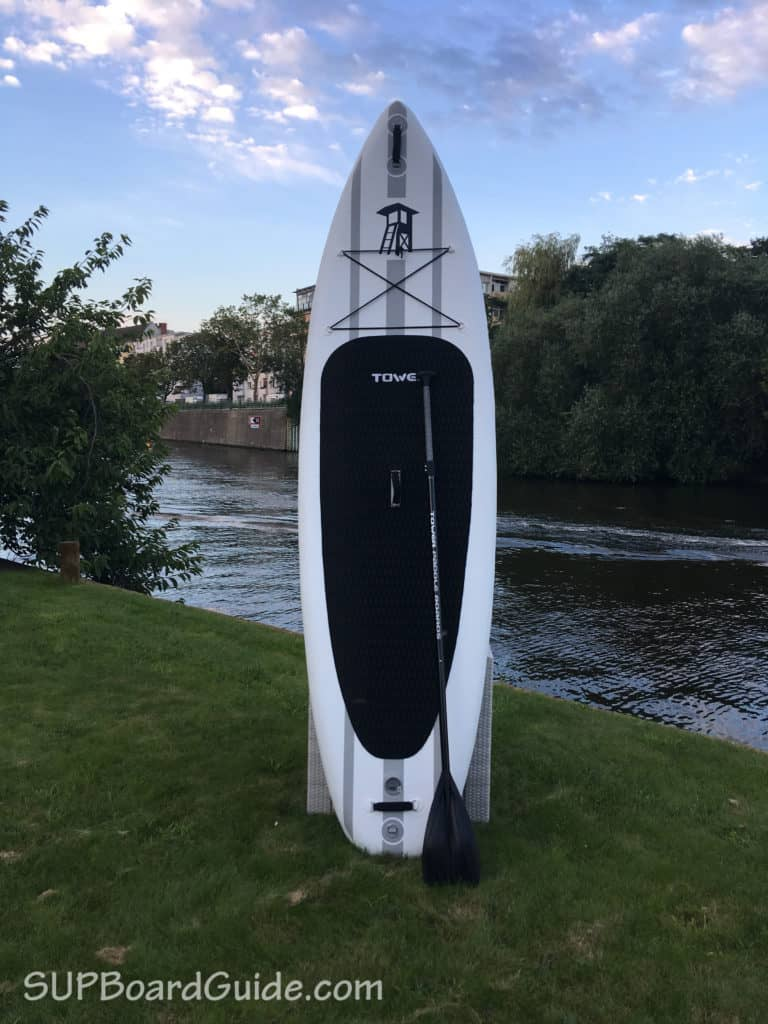 Tower Paddle Board Adventurer 2 Review