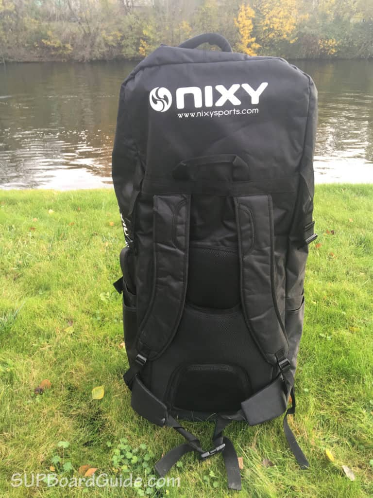 Well padded Backpack