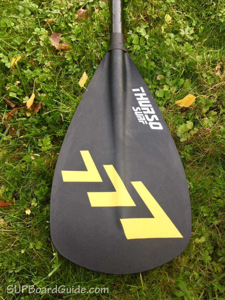 Light-weight Carbon Paddle