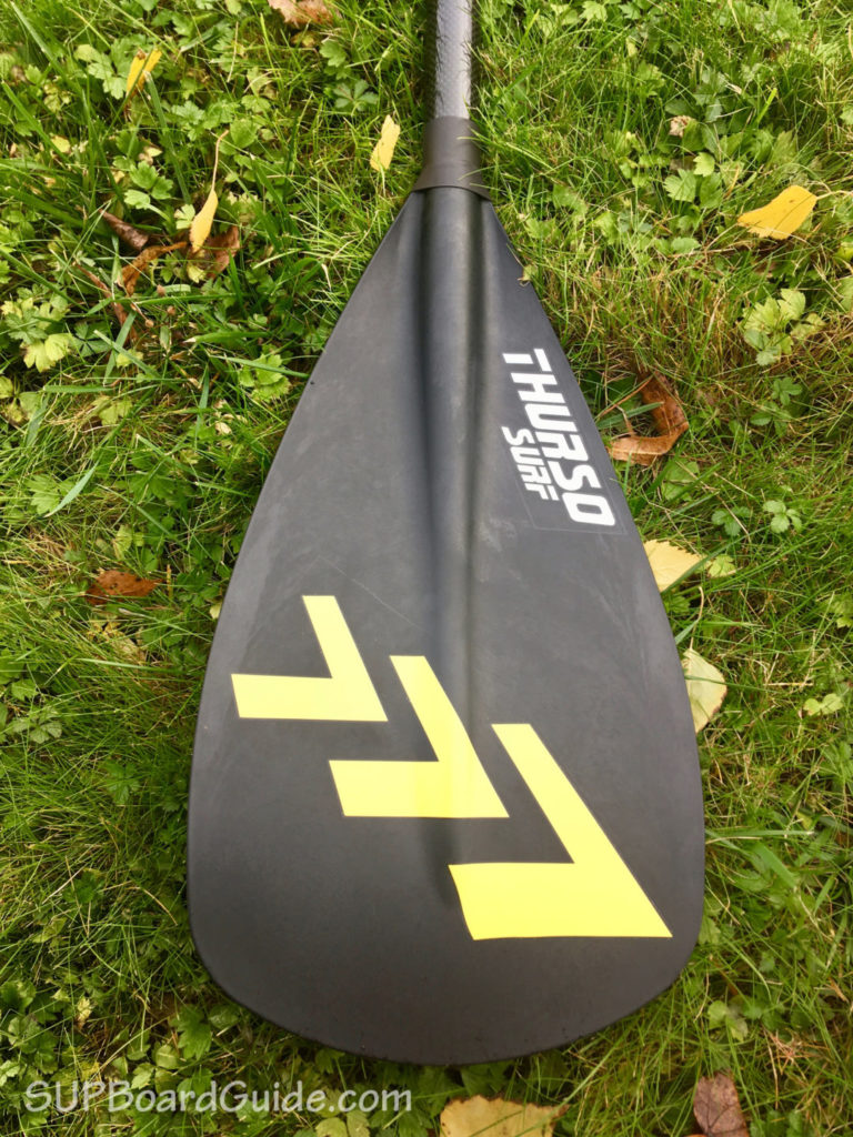 Carbon Shaft Paddle