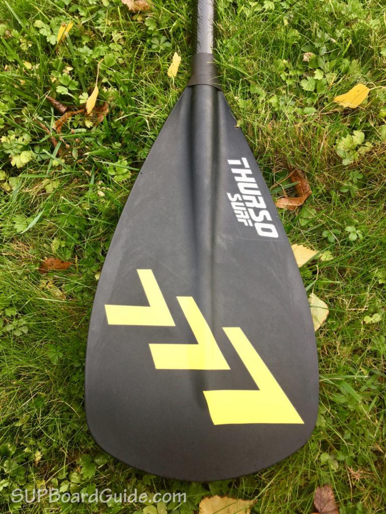 Carbon Shaft Paddle