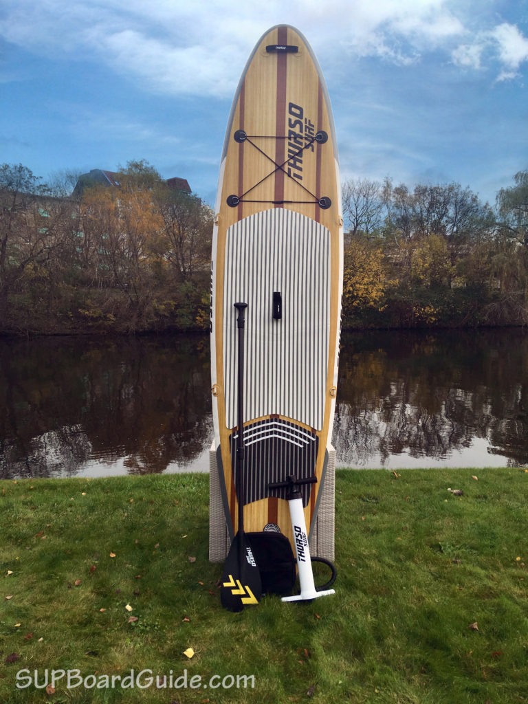 Thurso Waterwalker Board Review