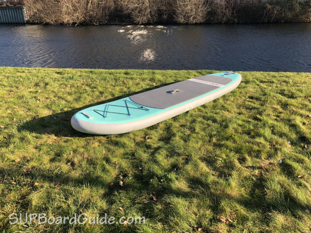 Ancheer Inflatable SUP Review