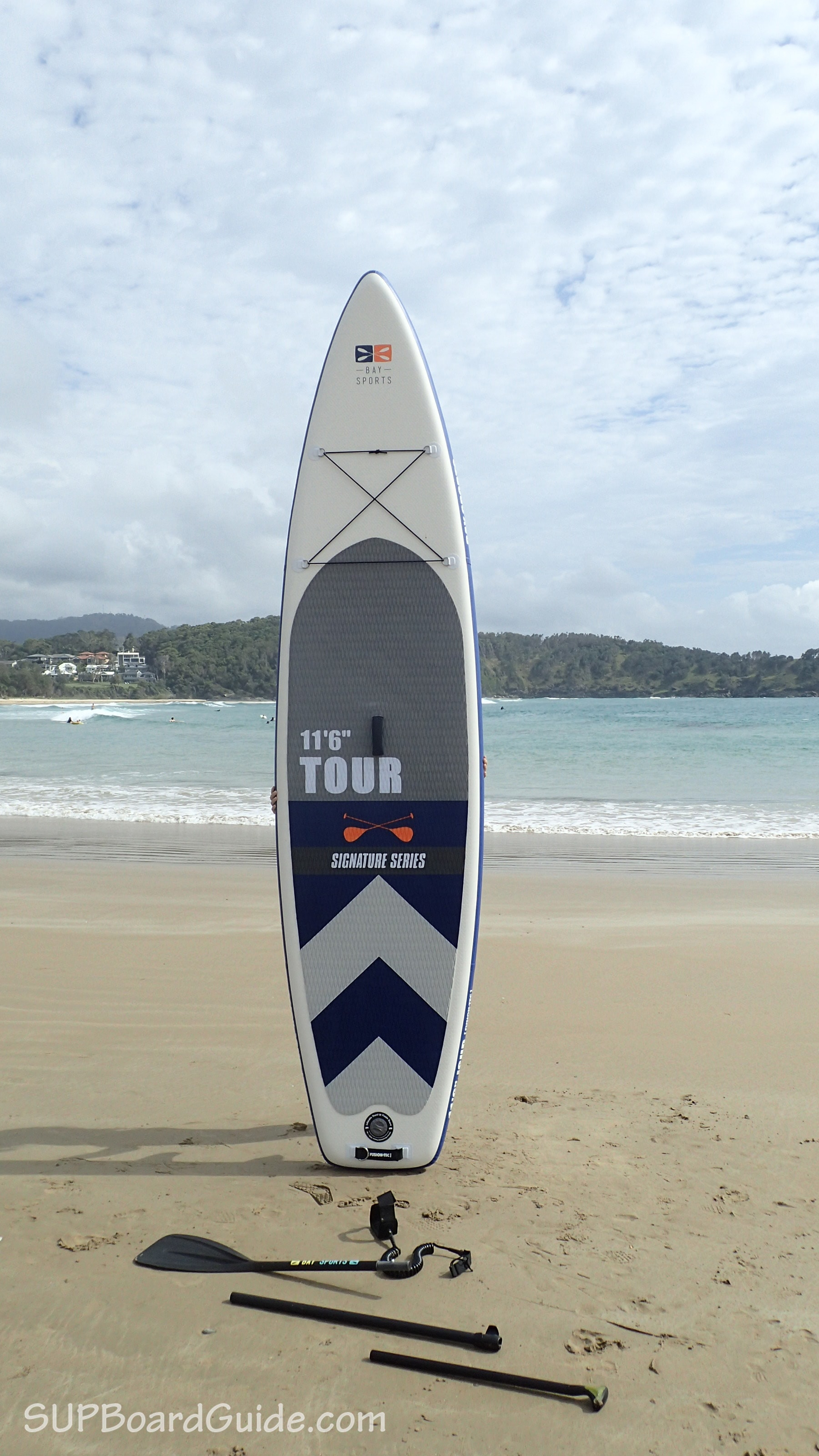 Bay Sports Tour Board Review