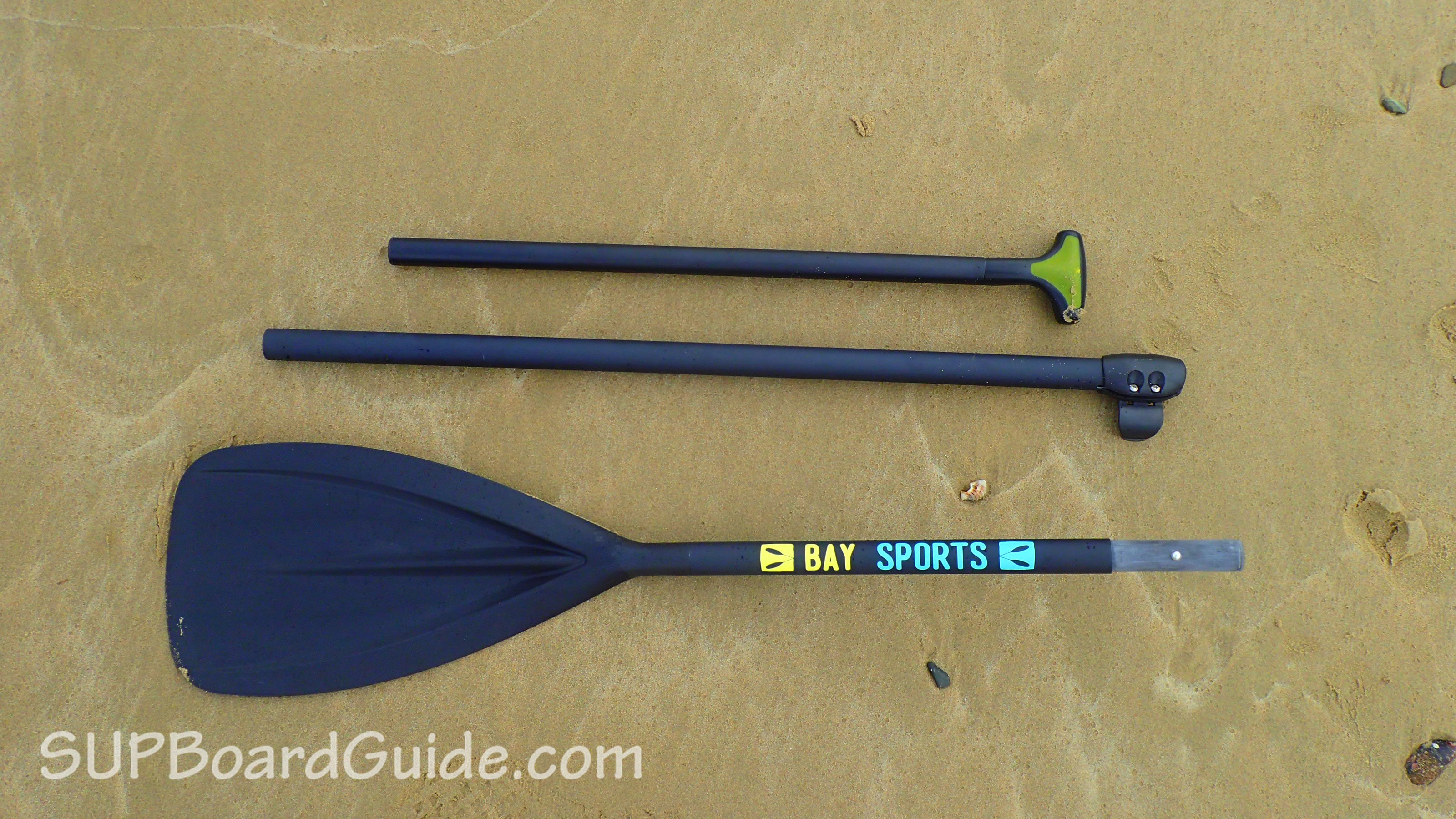 Fiberglass Paddle