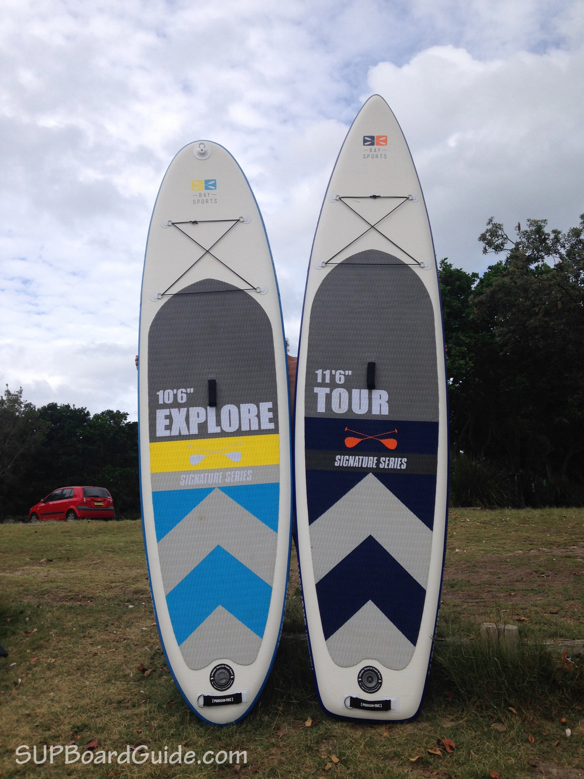 Tour and Explore Board