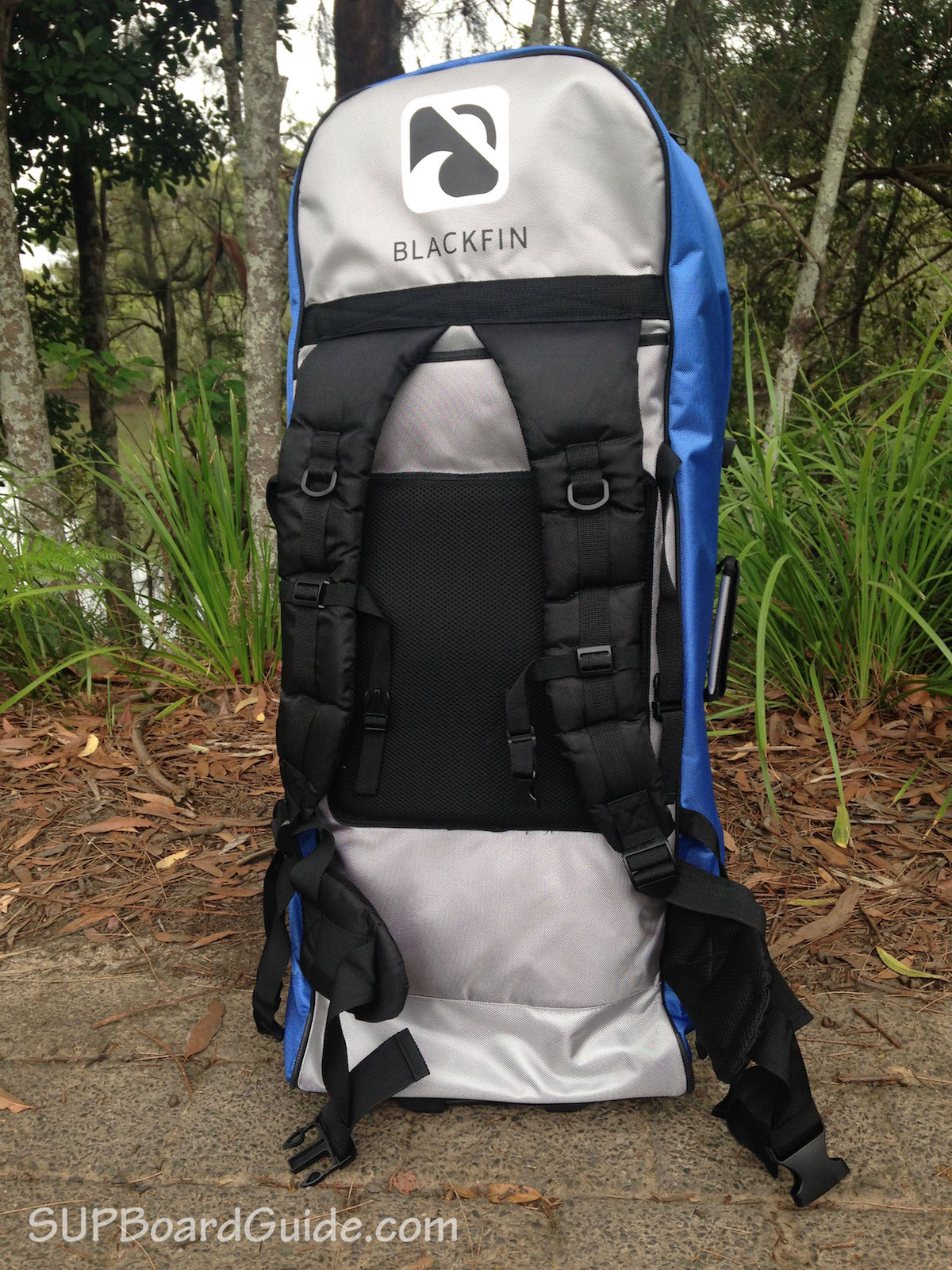 Padded Backpack for iSUP