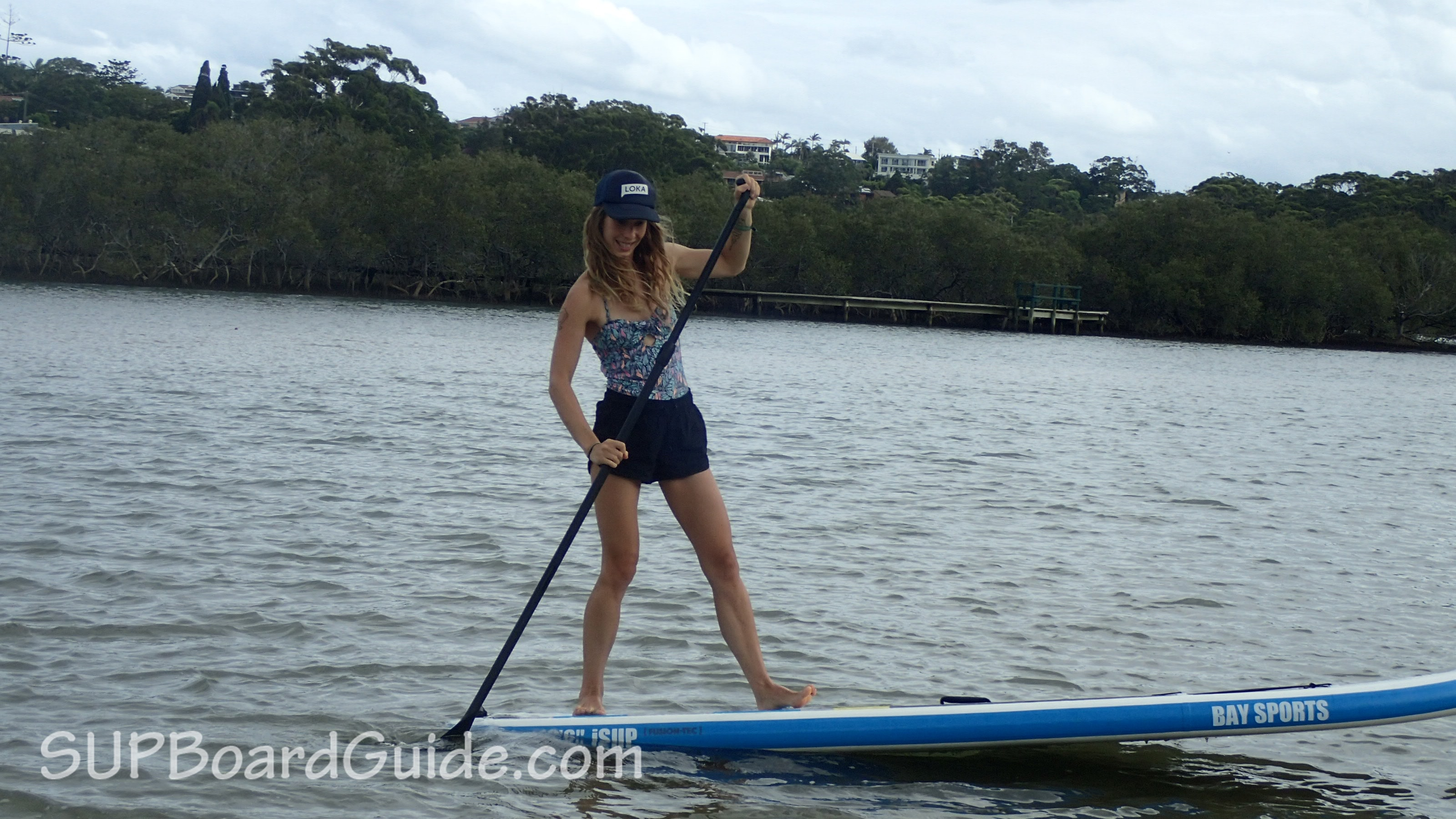 Turning Bay Sports SUP