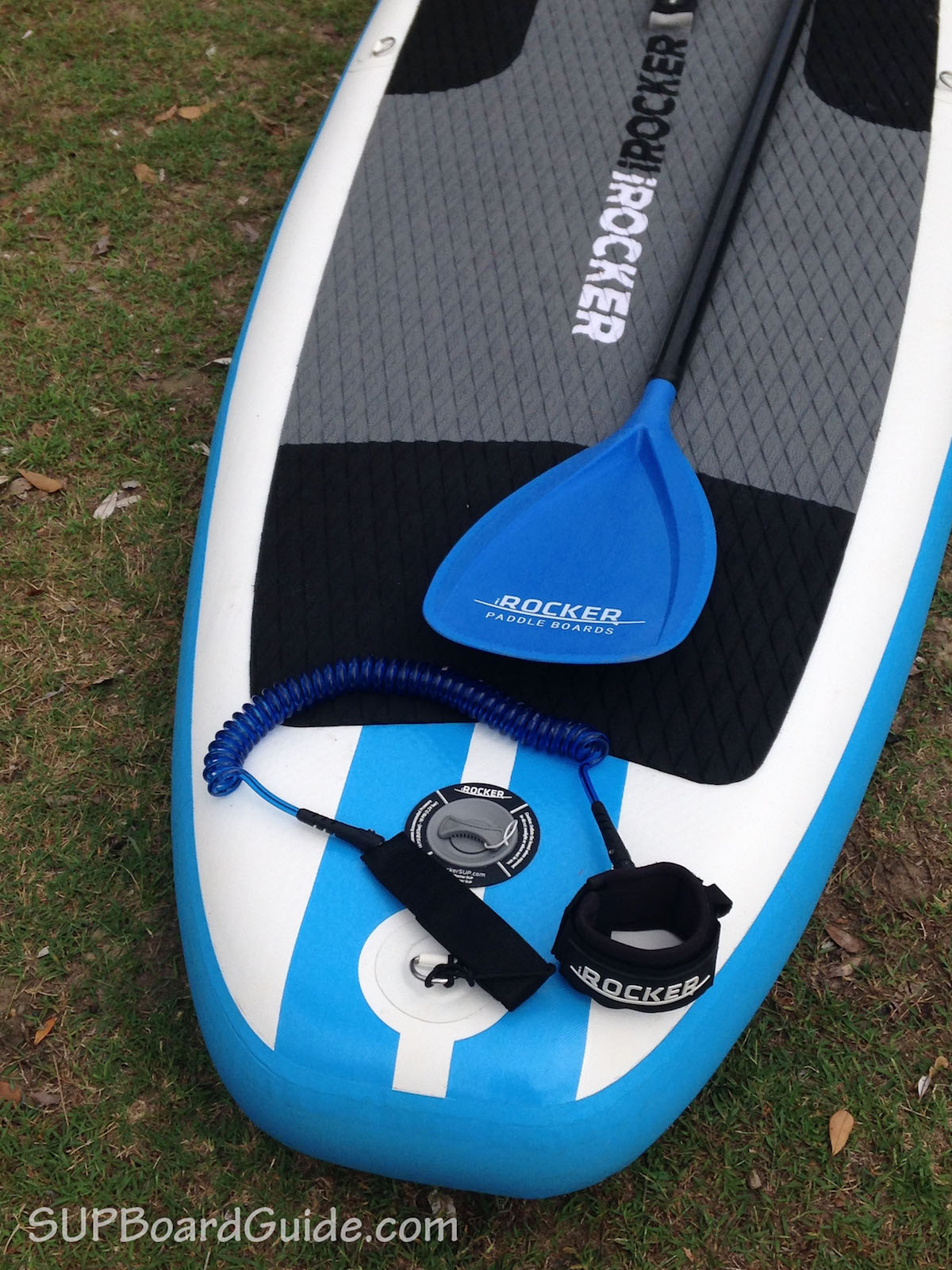 iRocker Fiberglass Paddle