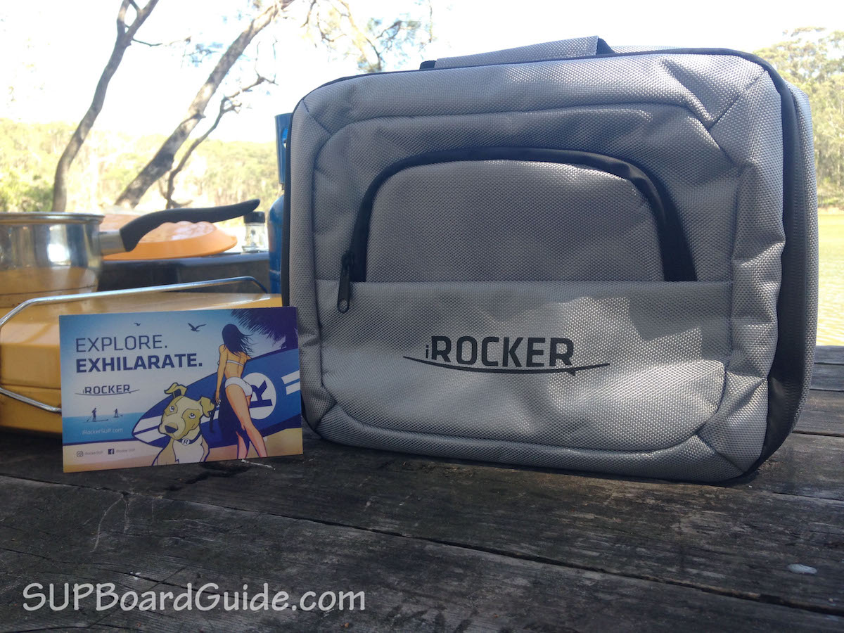 Insulated Lunchbox for Paddle Board