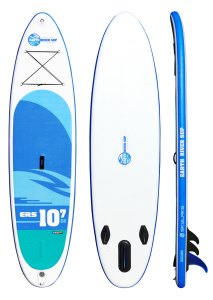 ERS 10'7 Skylake Blue Inflatable SUP Board