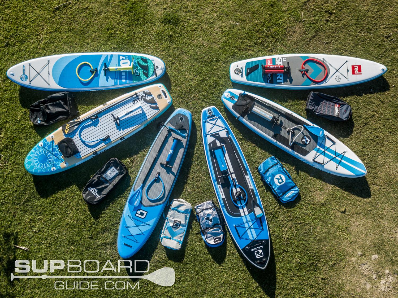 Red Paddle, Thurso, ERS, iRocker, Blackfin and Gili board