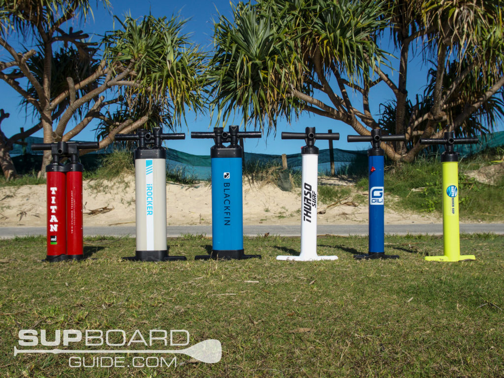 Pump Review Inflatable Board