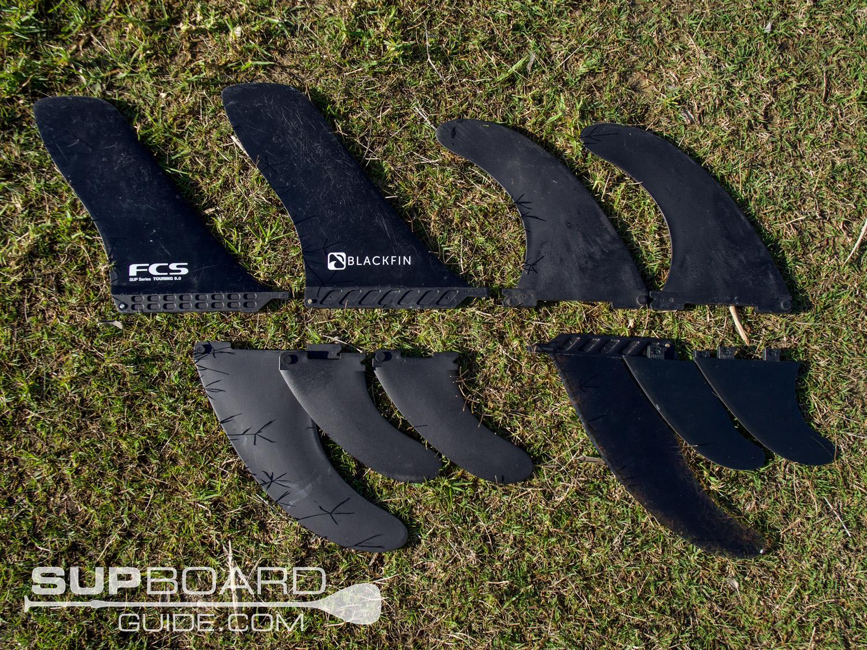 FCS II and Plastic fins