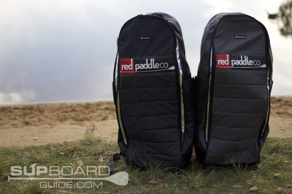Board bags by Red Paddle Co