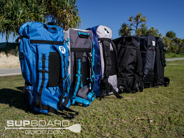 High-quality vs low-quality backpacks