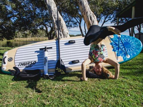 Thurso Yoga Board