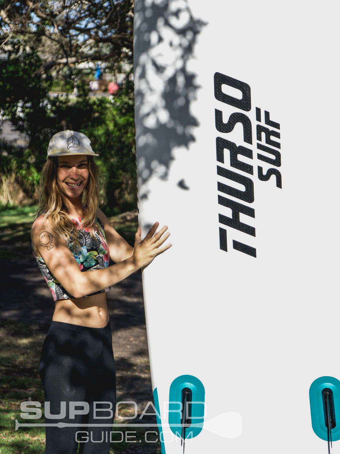 Yoga SUP Review
