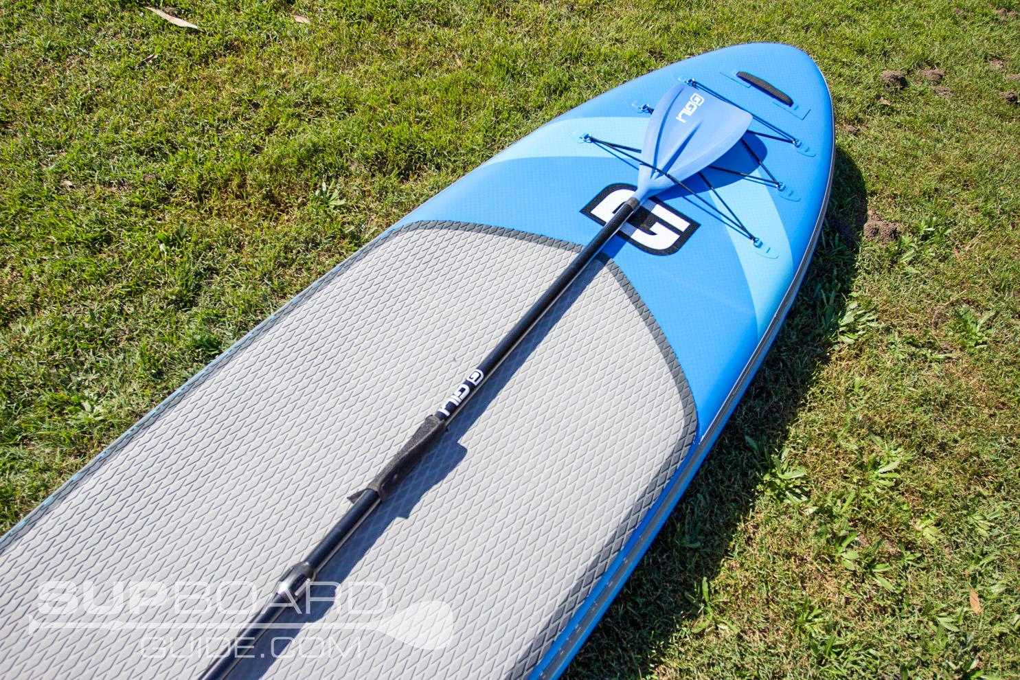 iSUP Paddle Holder